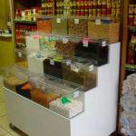 Potes para armazenar produtos naturais